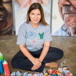 Street Painting Workshop with Anat Ronen @ Kerr Arts and Cultural Center | Kerrville | Texas | United States