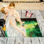 Cailloux Foundation 3D